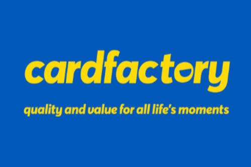 Card Factory logo