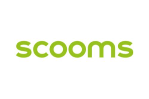 Scooms logo