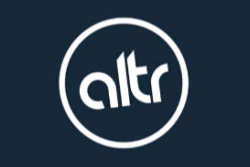 ALTR for Men logo