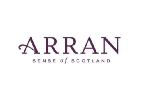 Arran - Sense of Scotland logo