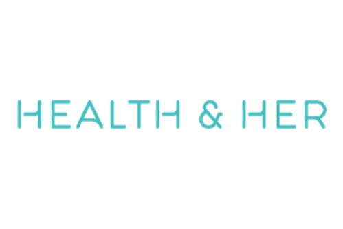 Health and Her logo