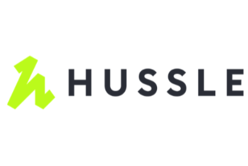 Hussle logo