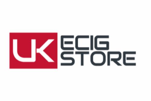 UK ECIG STORE logo