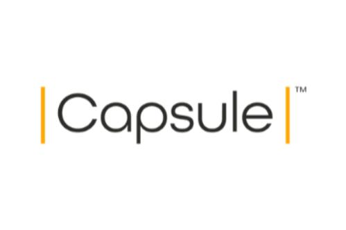 Capsule Clean logo
