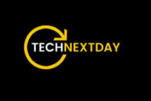 Tech Next Day logo