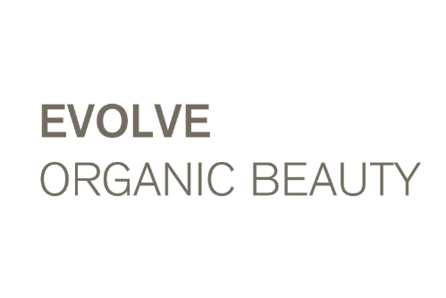 Evolve Organic Beauty logo