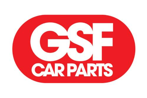 GSF Car Parts logo