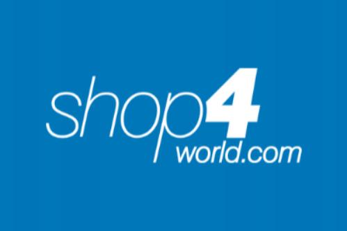 shop4world.com logo
