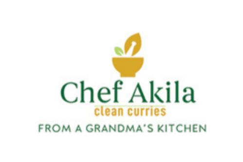 Chef Akila logo