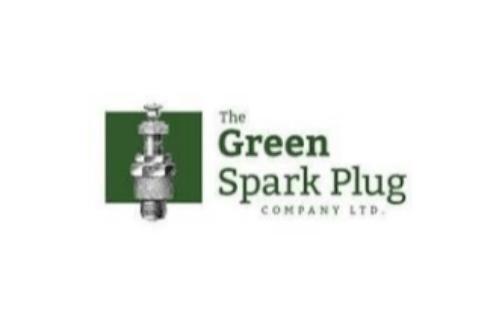 The Green Spark Plug Company logo