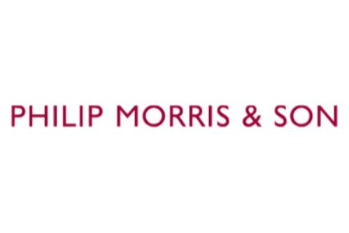 Philip Morris & Son logo