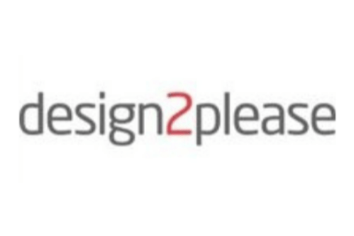 Design2Please logo
