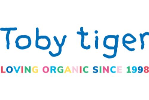 Toby Tiger logo