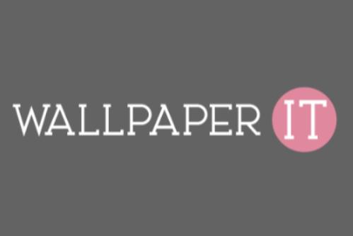 Wallpaper IT logo