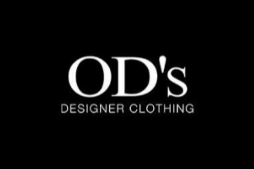 OD's Designer Clothing logo