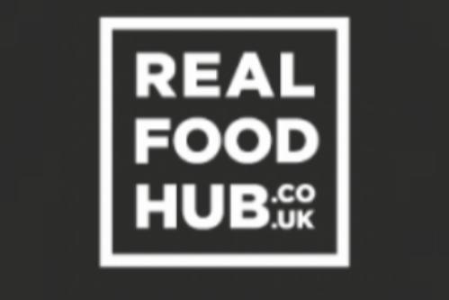 Real Food Hub logo