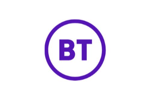 BT Business Broadband logo