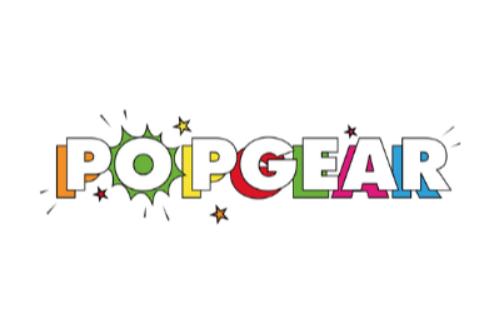 Popgear logo