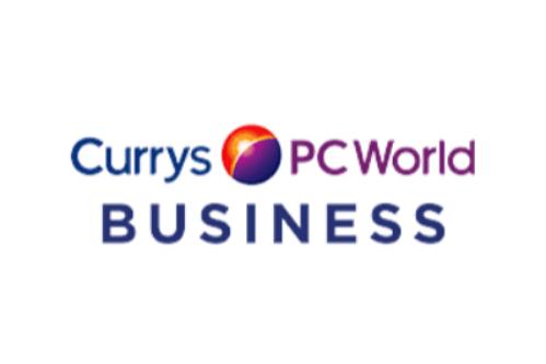 Currys PC World Business logo