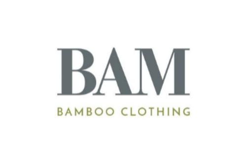 BAM Bamboo Clothing logo