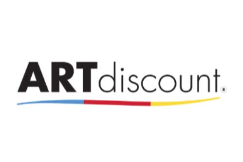 ARTdiscount logo