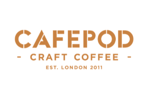 CAFEPOD Coffee Co. logo