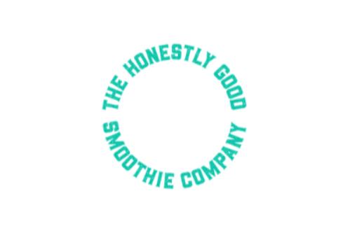 The Honestly Good Smoothie Company logo