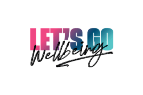 Let's Go Wellbeing logo