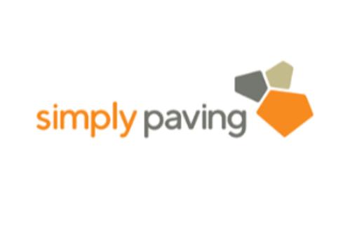 Simply Paving logo