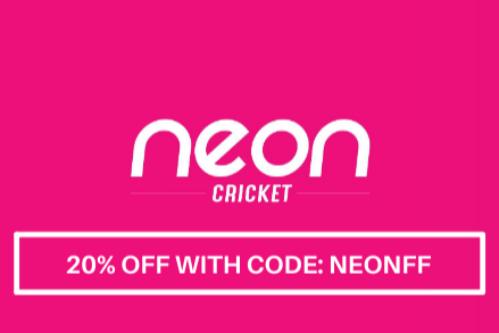Neon Cricket logo