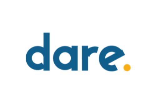 dare ® logo