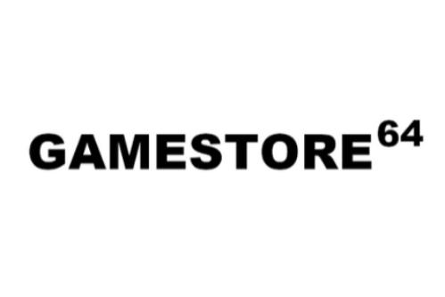 GameStore64 logo