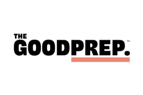 The Good Prep logo