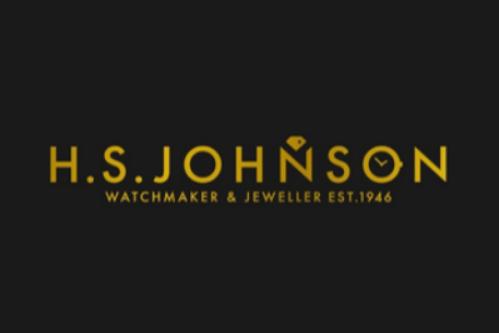 H.S. Johnson logo