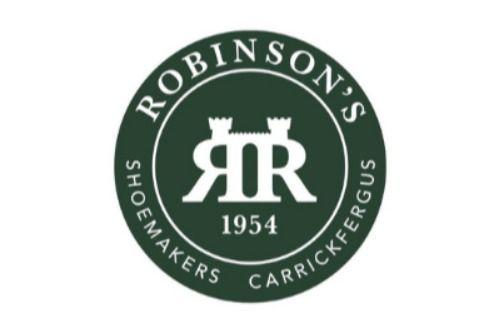 Robinson's Shoes logo