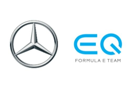 Mercedes-Benz Formula E-Team logo