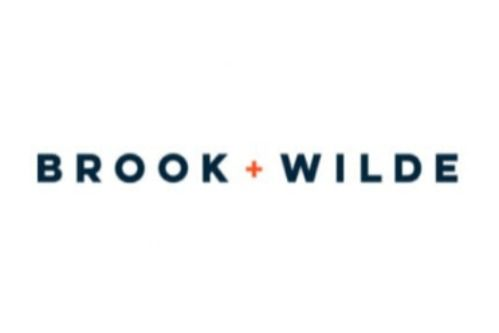 Brook + Wilde logo