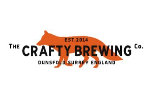 Crafty Brewing Co logo