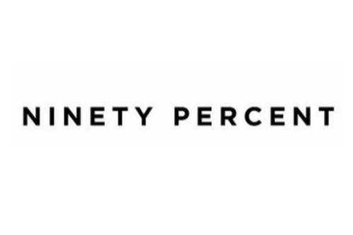 Ninety Percent logo