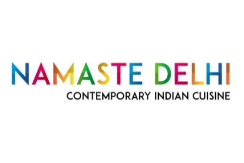 Namaste Delhi logo