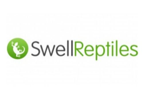 Swell Reptiles logo