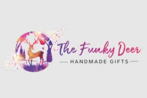 The Funky Deer logo