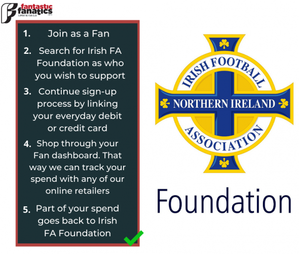 Irish FA Foundation - How To Guide